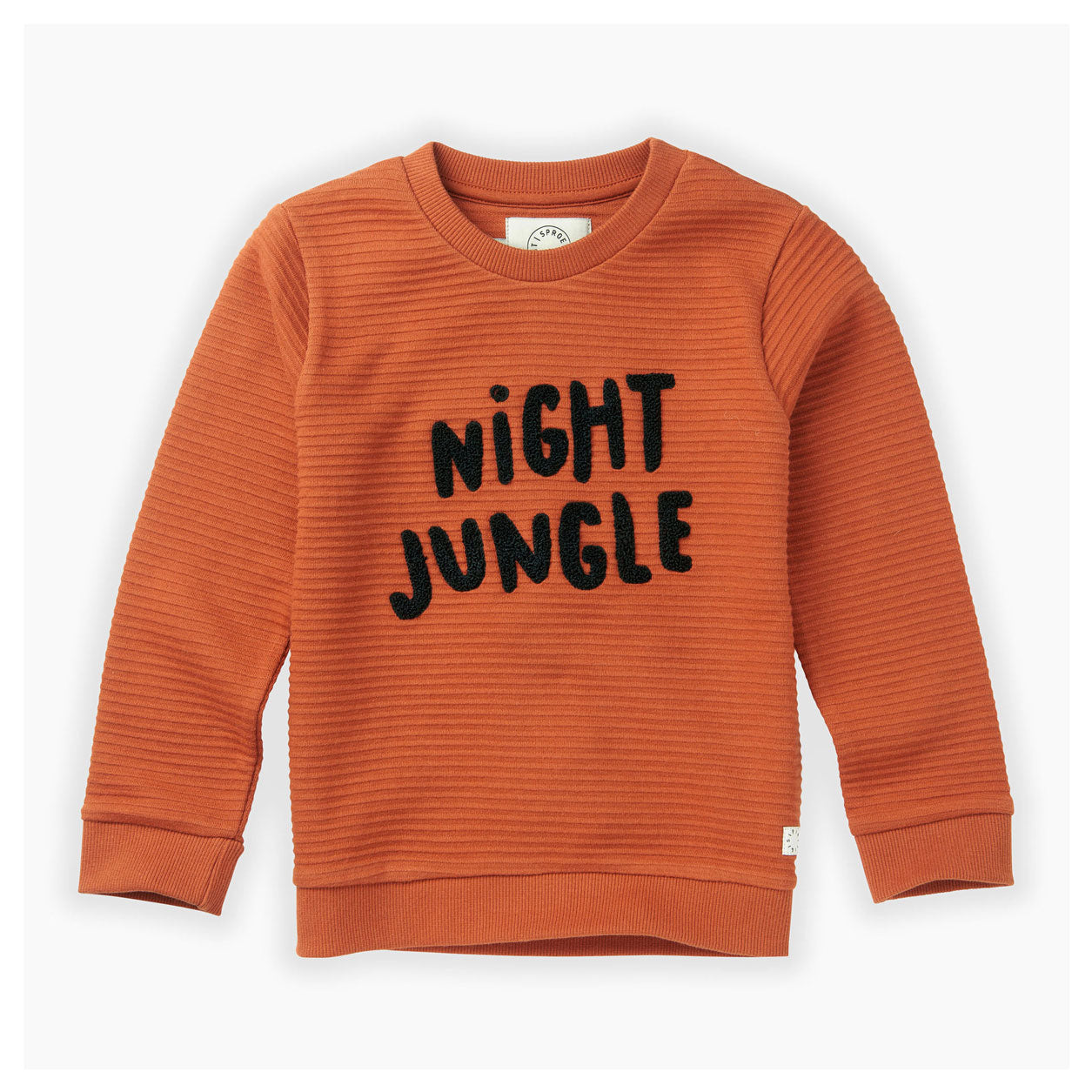 Sproet and Sprout Ginger Night Jungle Sweatshirt