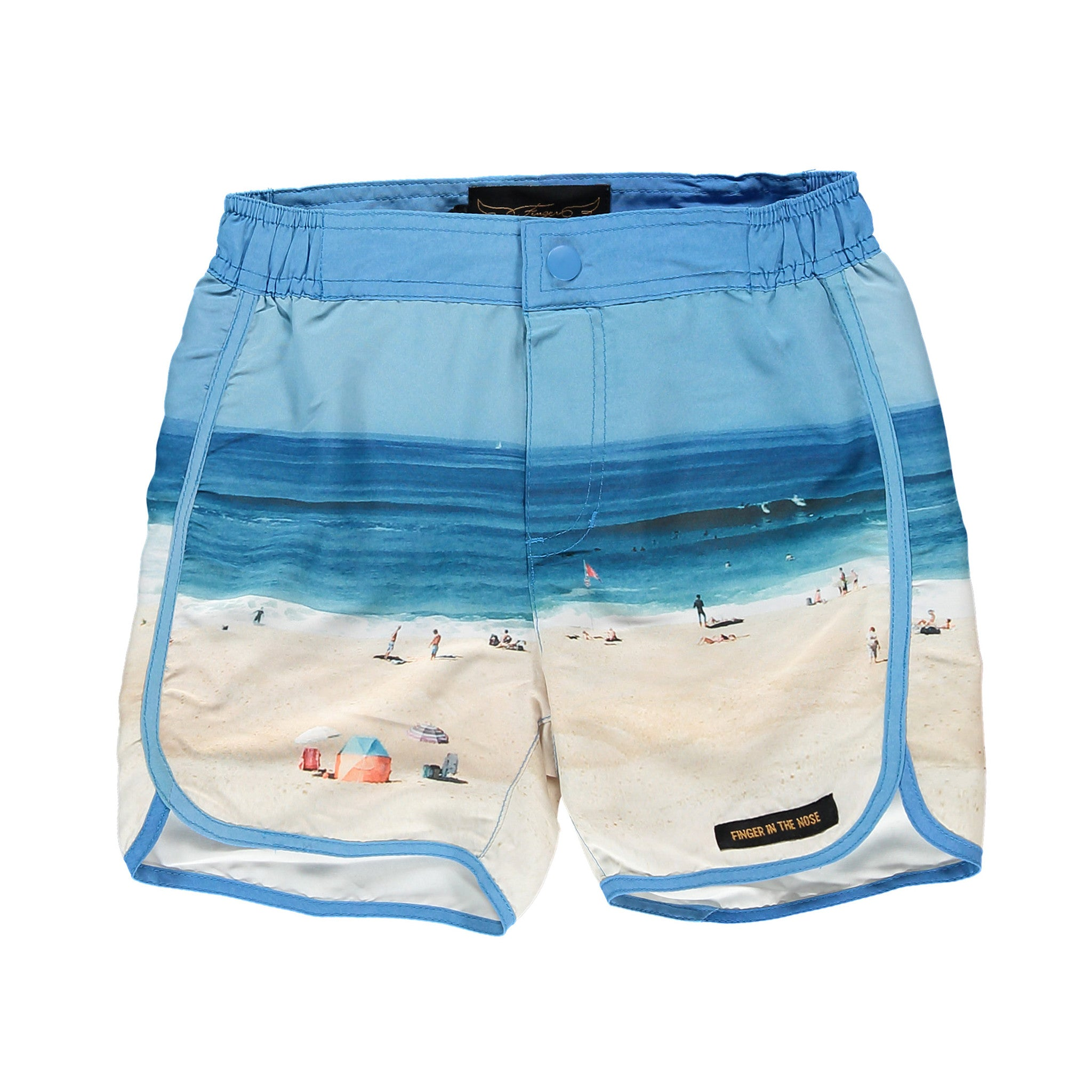 Finger in the Nose Waveboy Beach Surfshorts