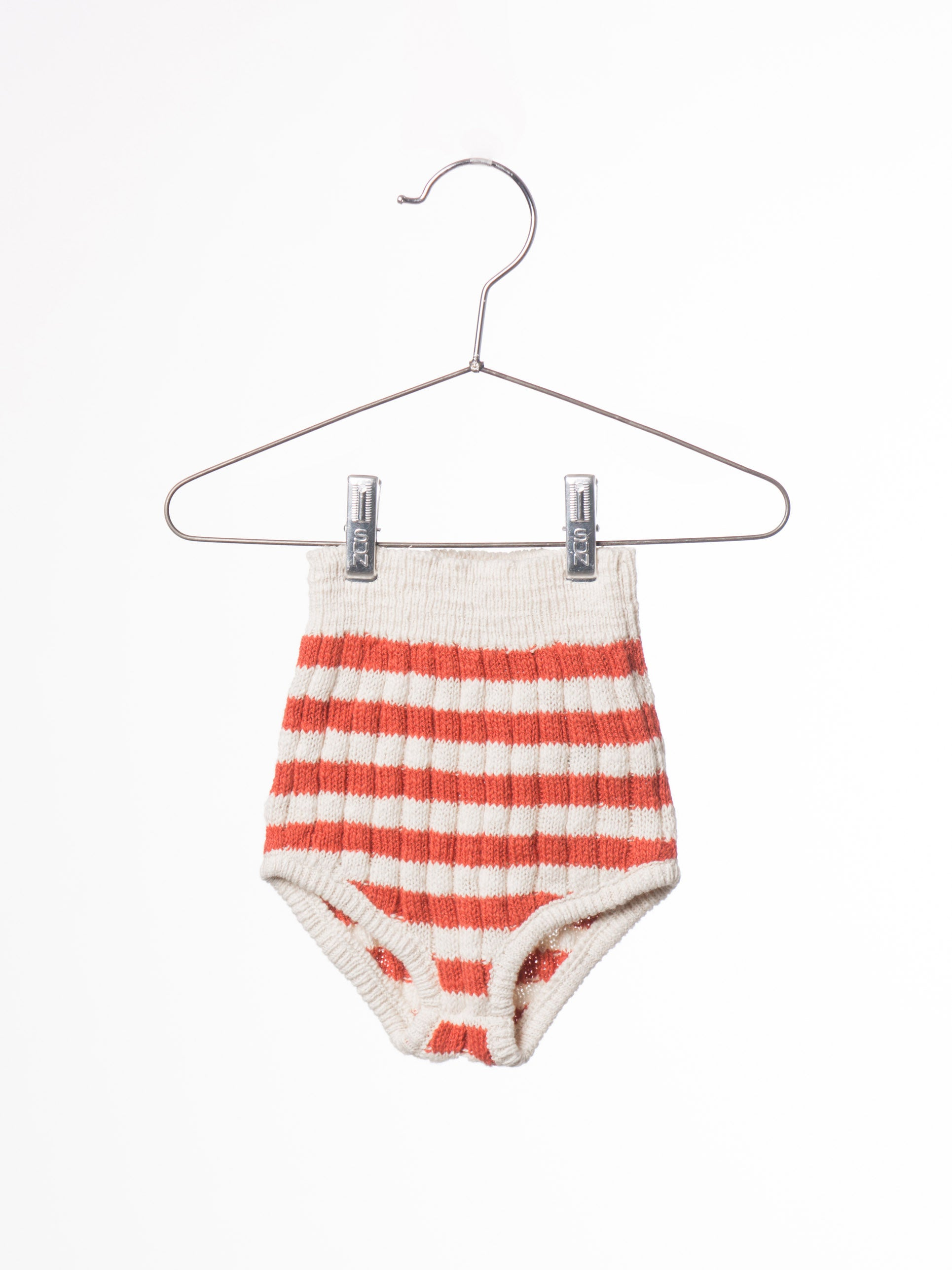 Bobo Choses Red Baby Knitted Culotte