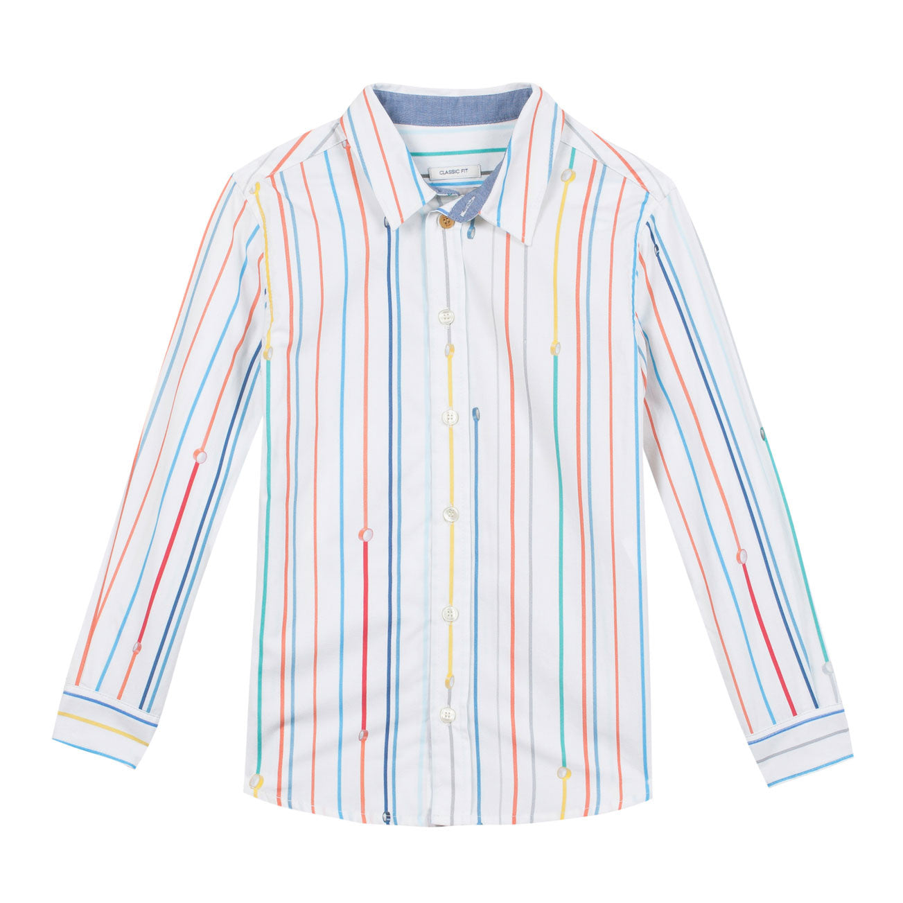 Paul Smith Modern Stripe Shirt - Ladida