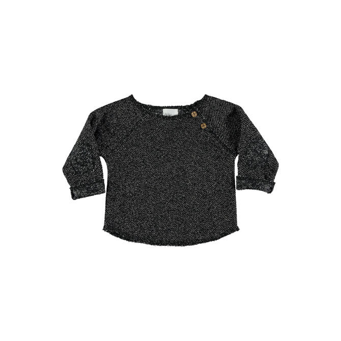 Buho Black Mauro Sweater - Ladida