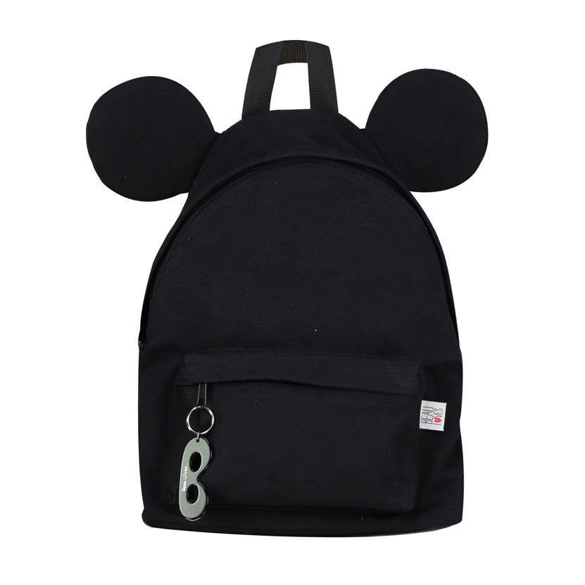 Beau Loves Inky Black Backpack - Ladida