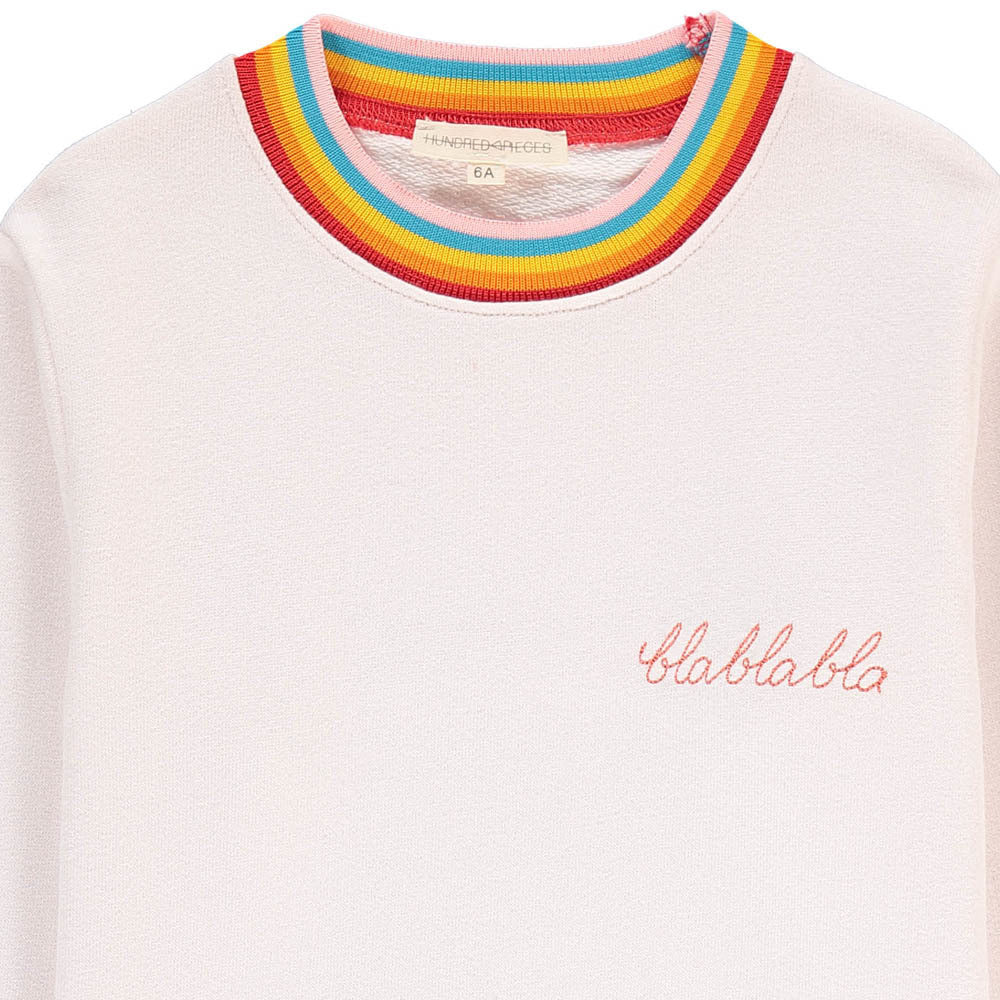 Hundred Pieces Bla-Bla Sweatshirt - Ladida