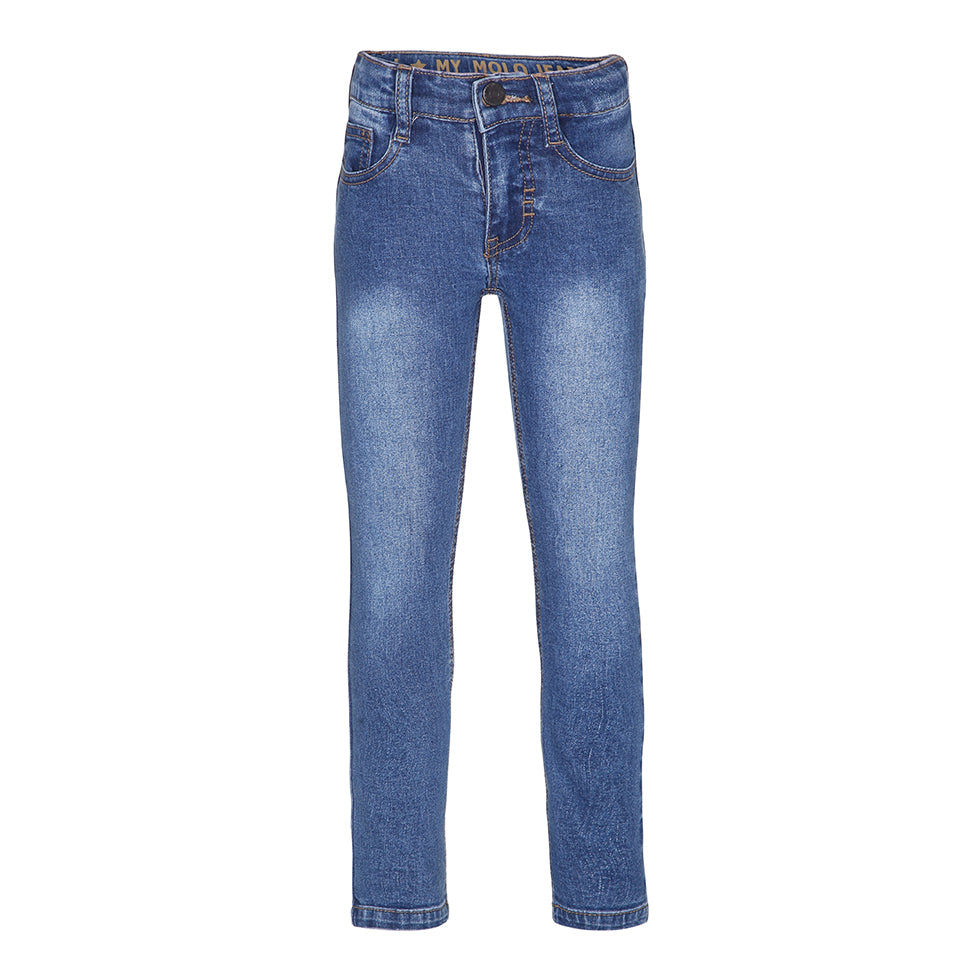 Molo Worn Denim Aksel Jeans - Ladida