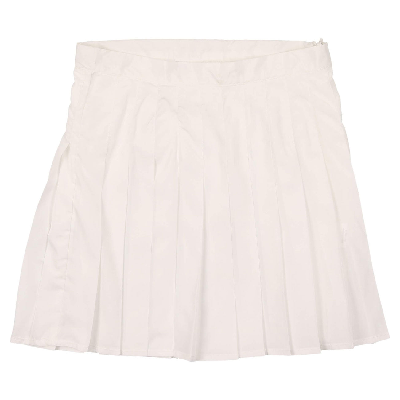 4a5ff2aa6 Coco Blanc White Pleated Skirt | Ladida