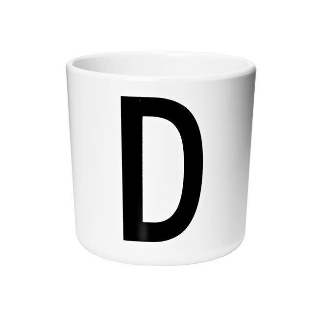 Design Letters Personal Melamine Cup - Ladida