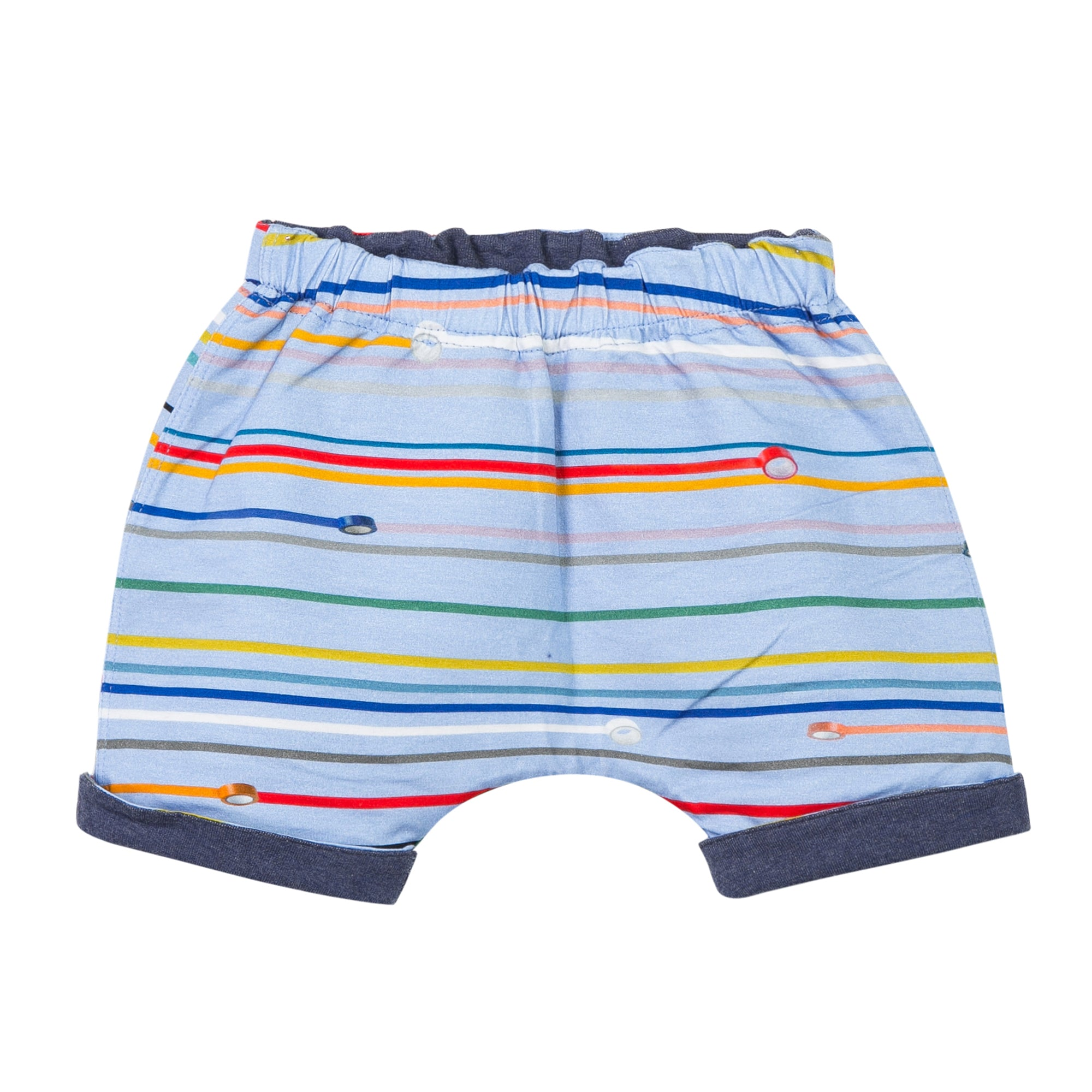 Paul Smith Baby Denim Bermudas