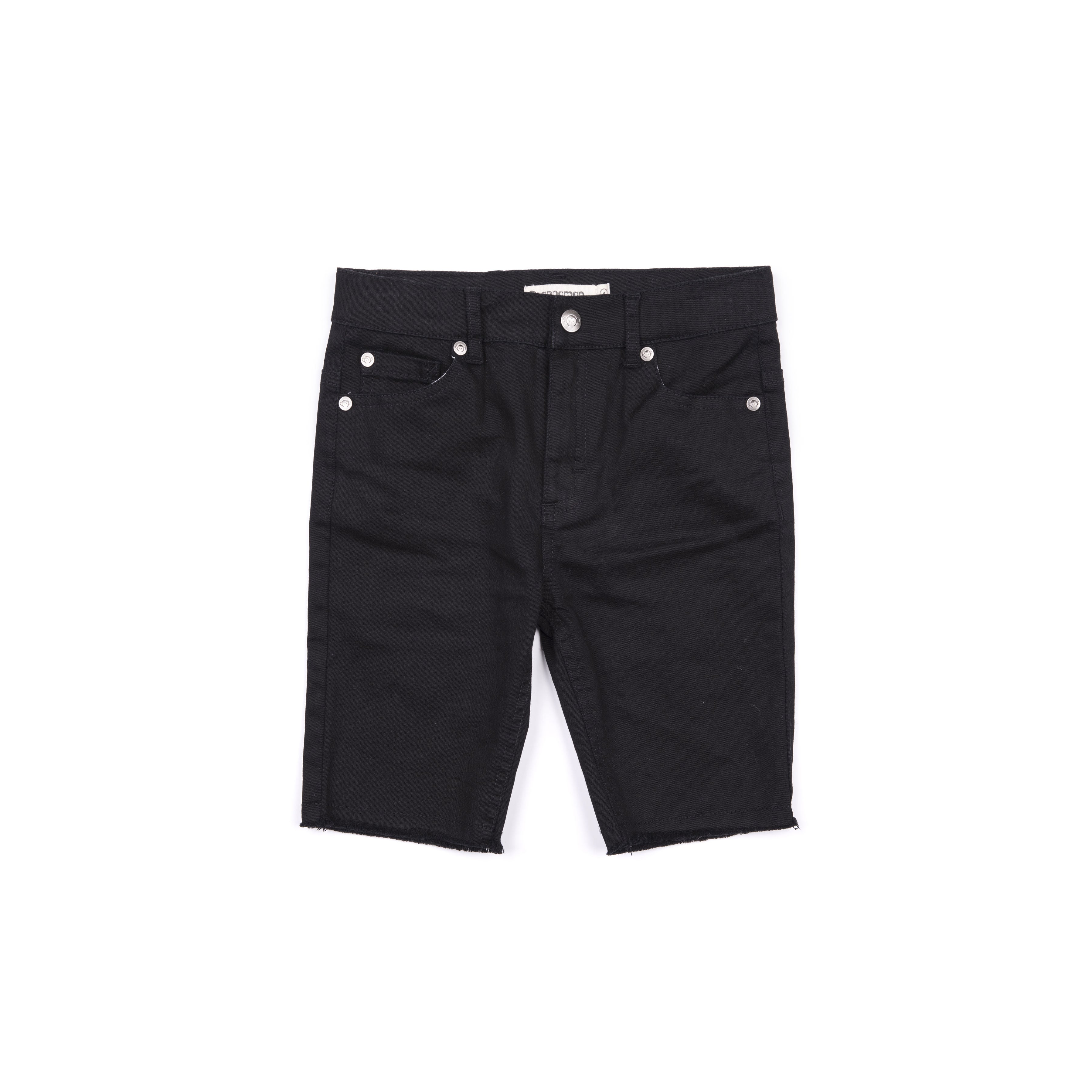 Appaman Black Punk Shorts