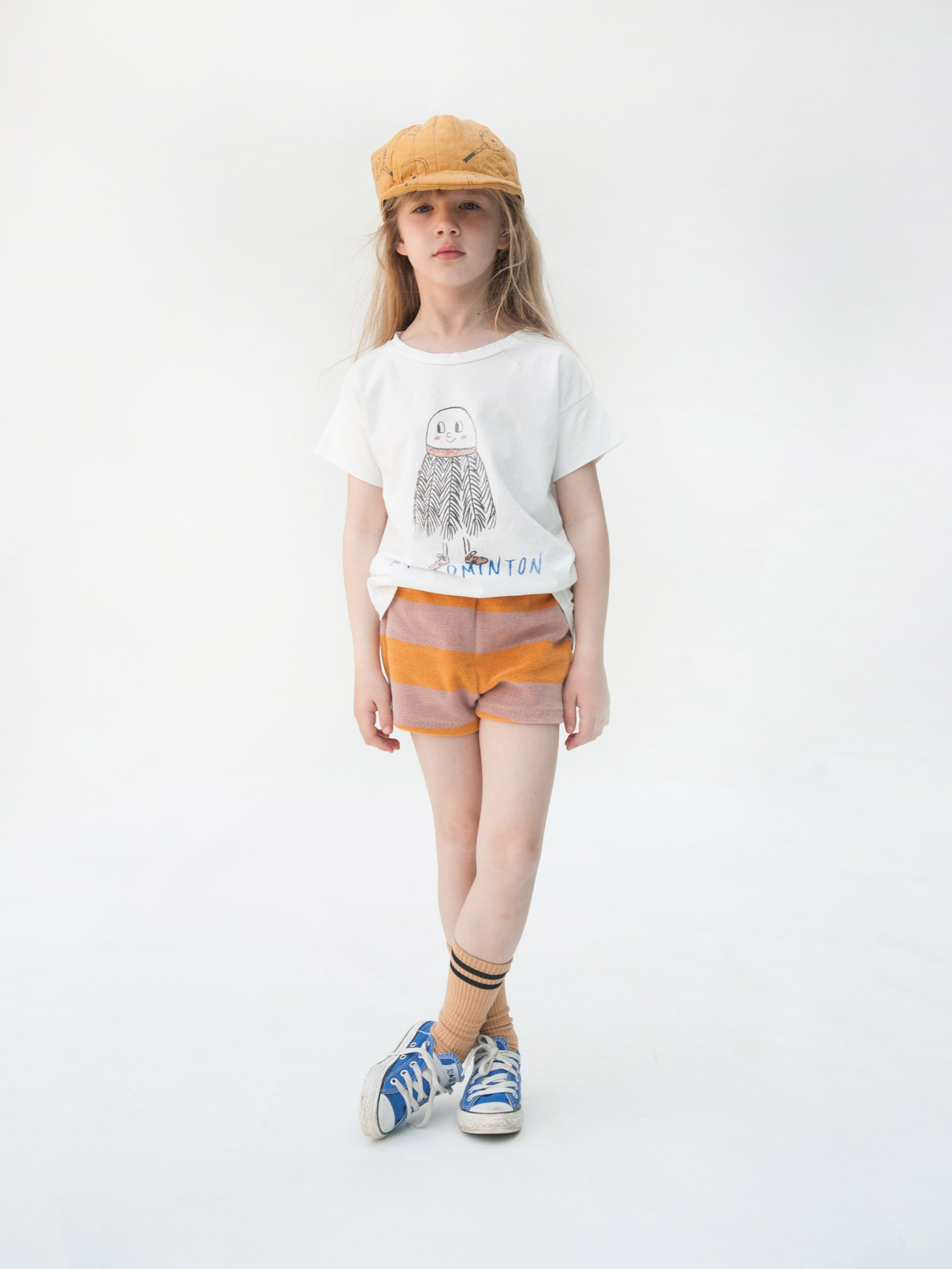 Bobo Choses Mr Badminton T-shirt - Ladida