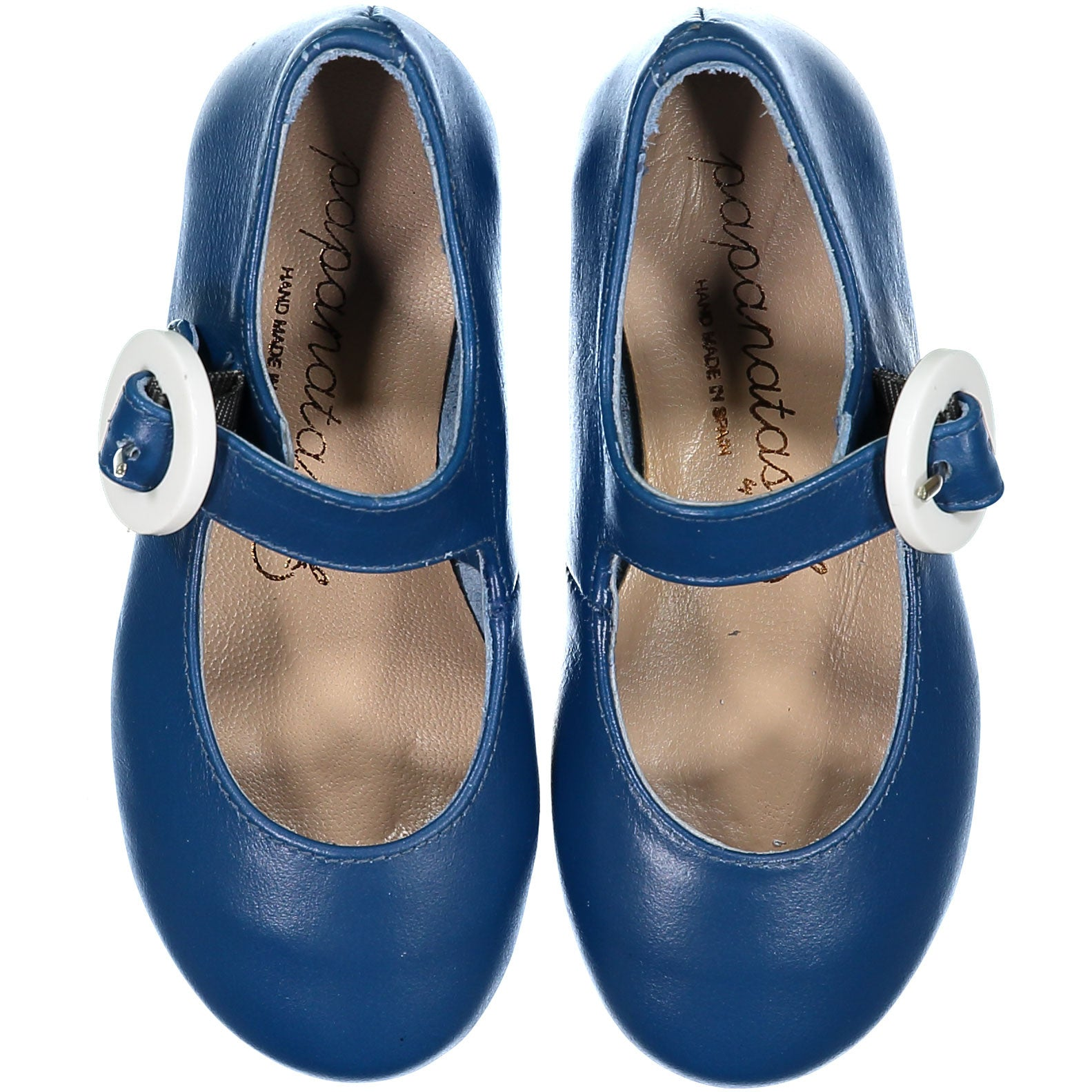 Papanatas Blue Buckle Mary Jan