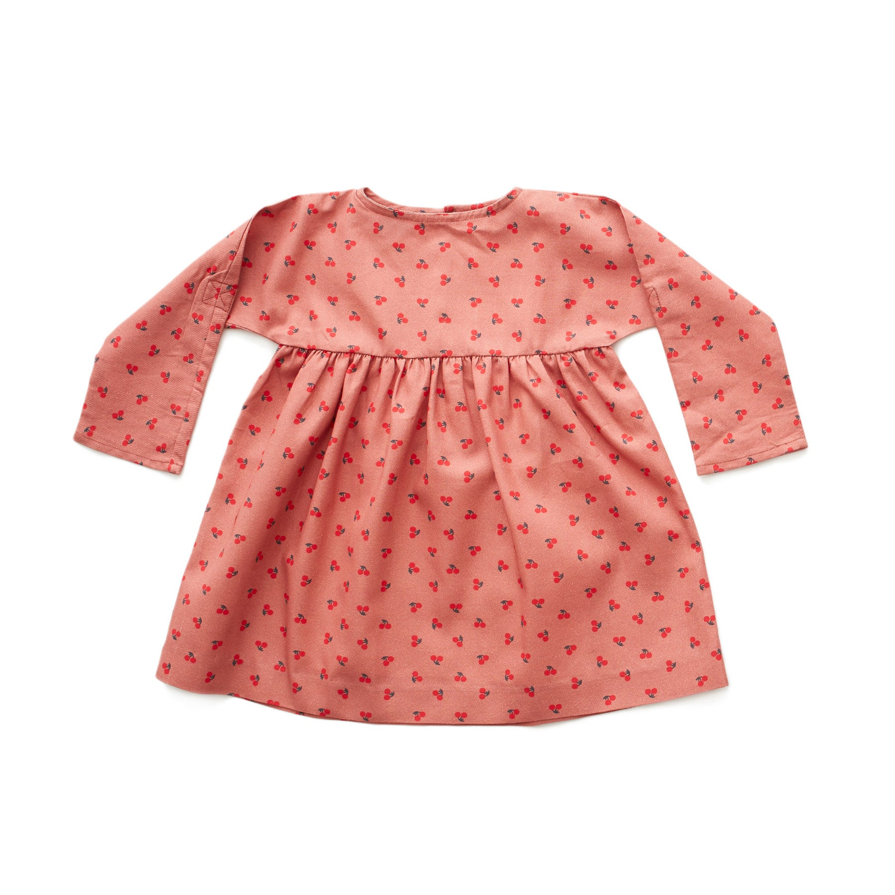 Oeuf Cherries Dress - Ladida