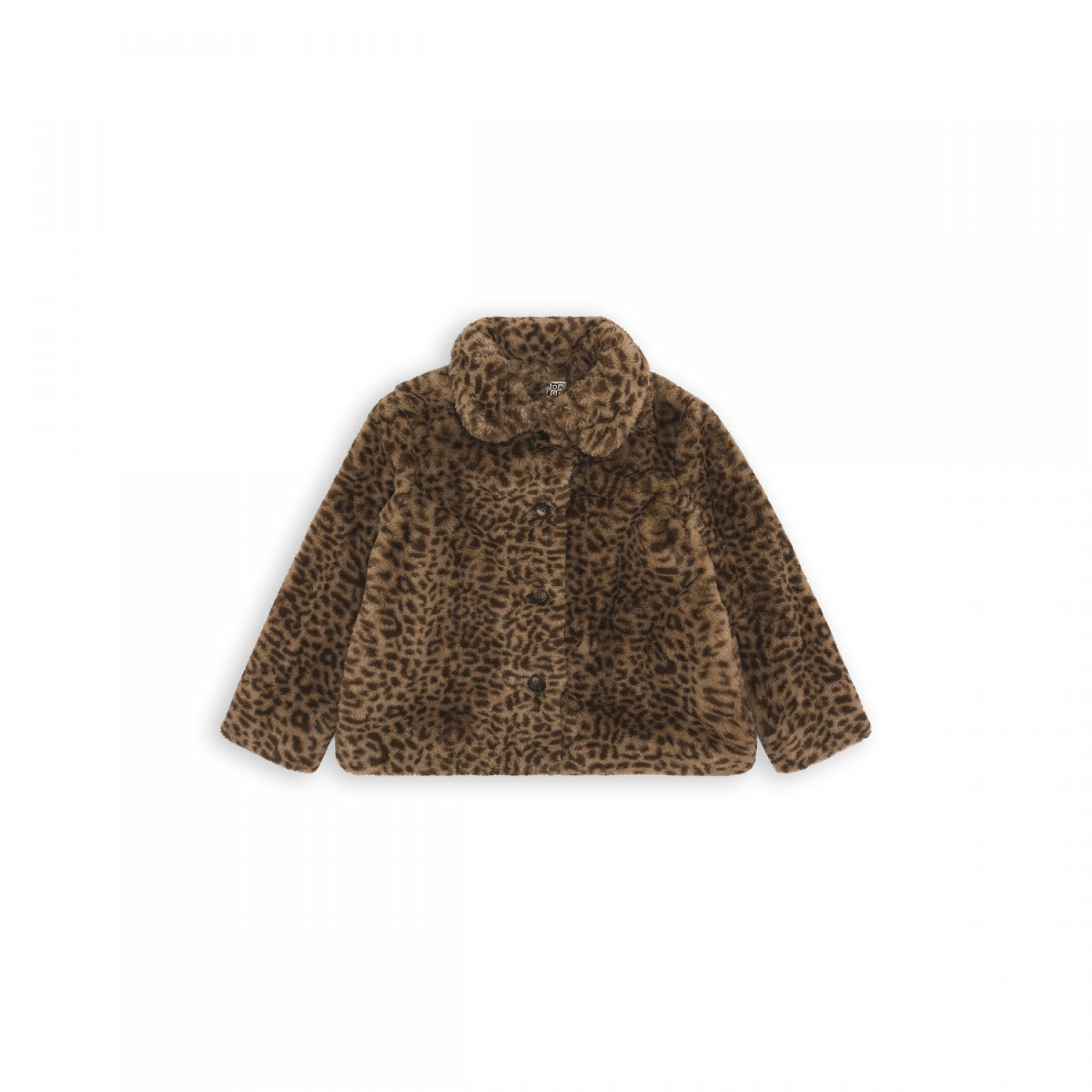 Bonton Leopard Fur Coat - Ladida