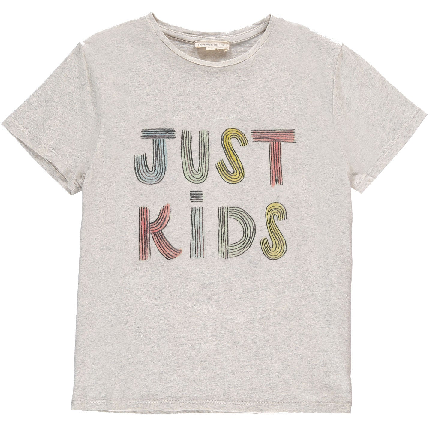 Hundred Pieces Just Kids Tee - Ladida