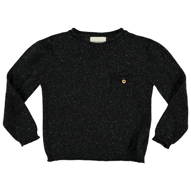 Buho Black Pierre Pullover - Ladida