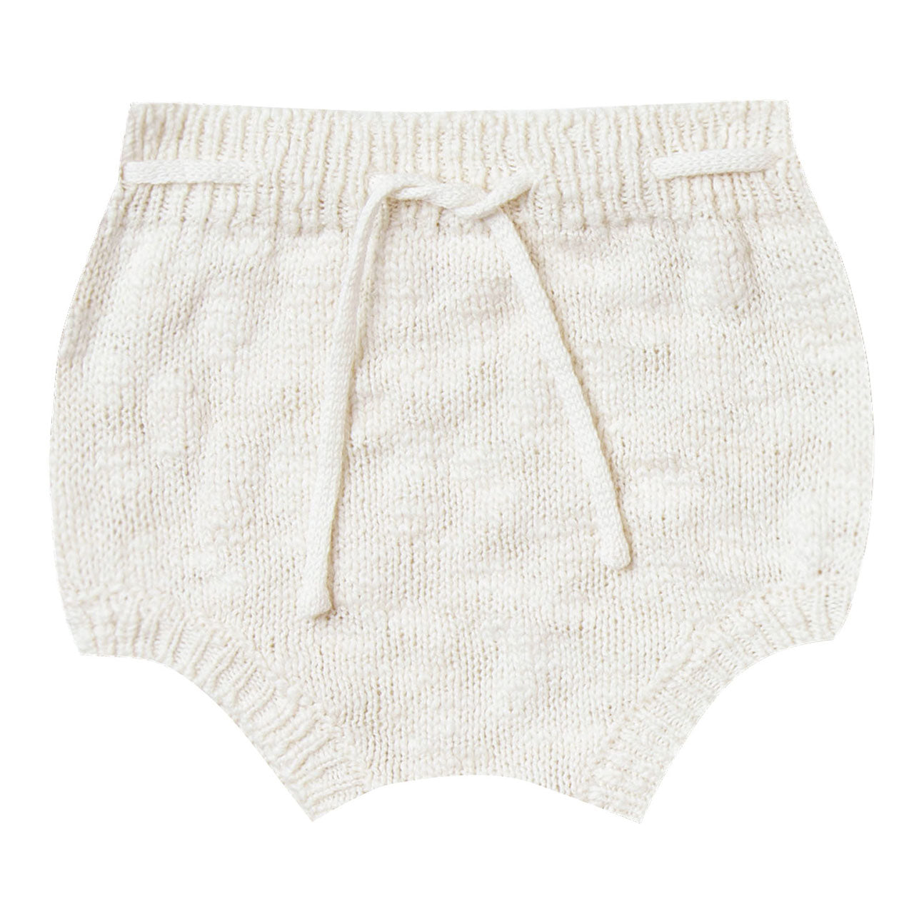 Rylee and Cru Ivory Knit Bloomers