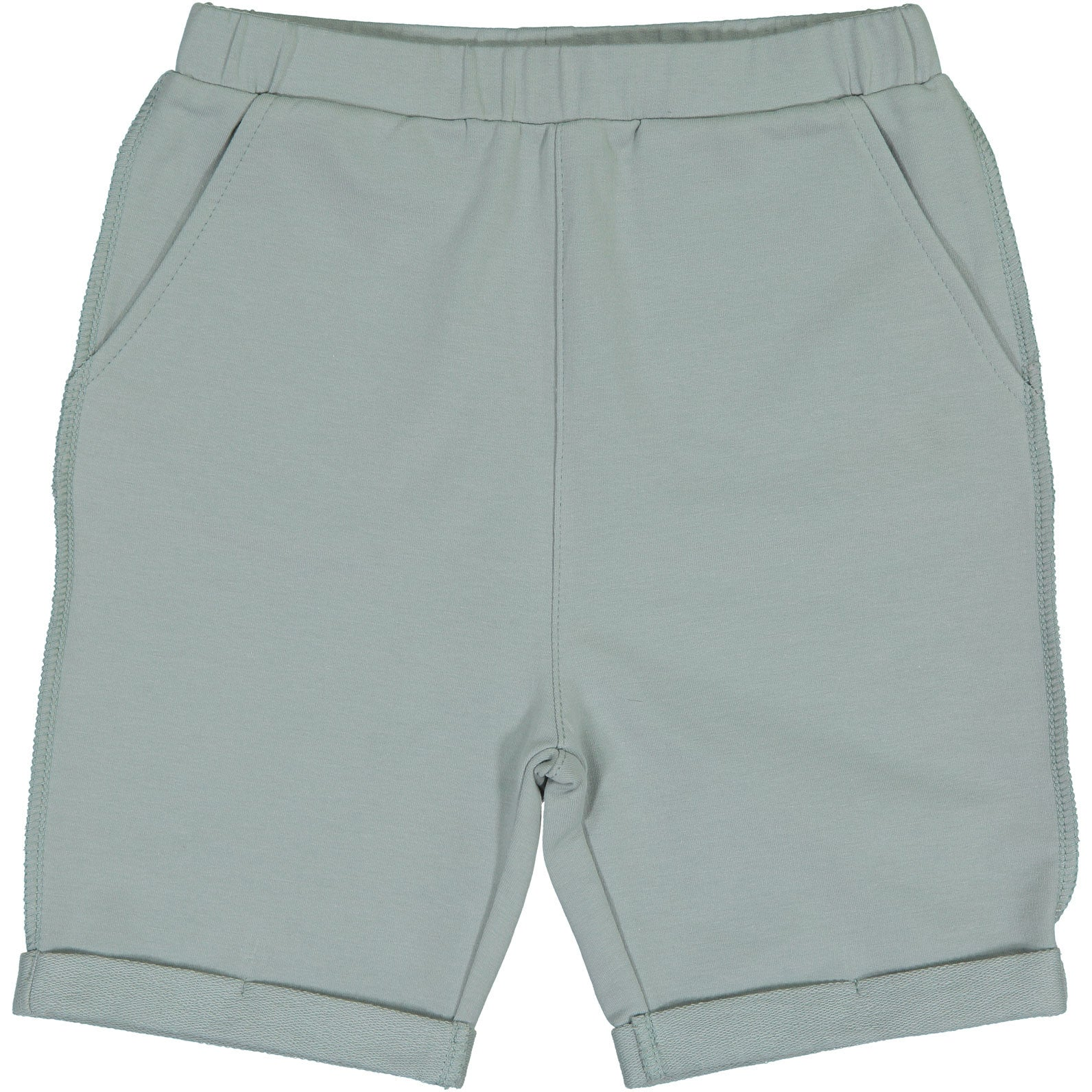 Coco Blanc Silver Blue Terry Shorts - Ladida