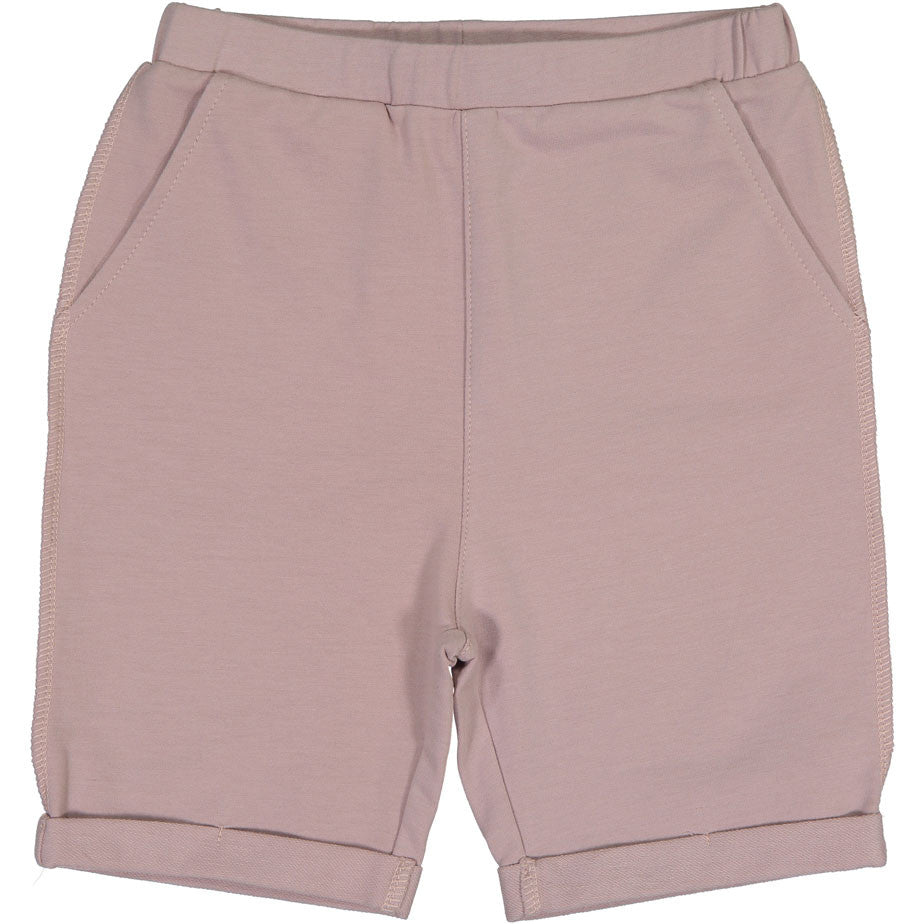 Coco Blanc Mauve Terry Shorts - Ladida
