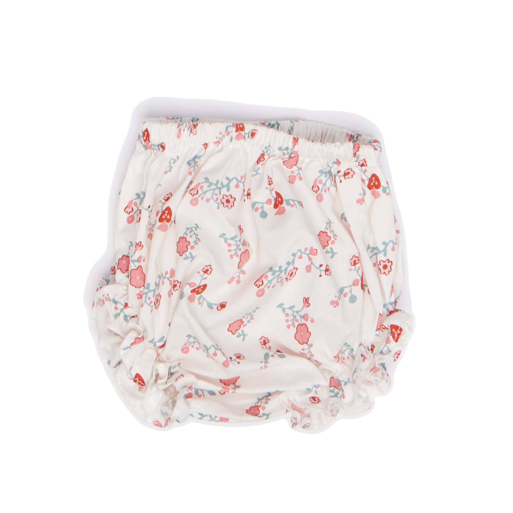 Oeuf White Flowers Bloomers - Ladida