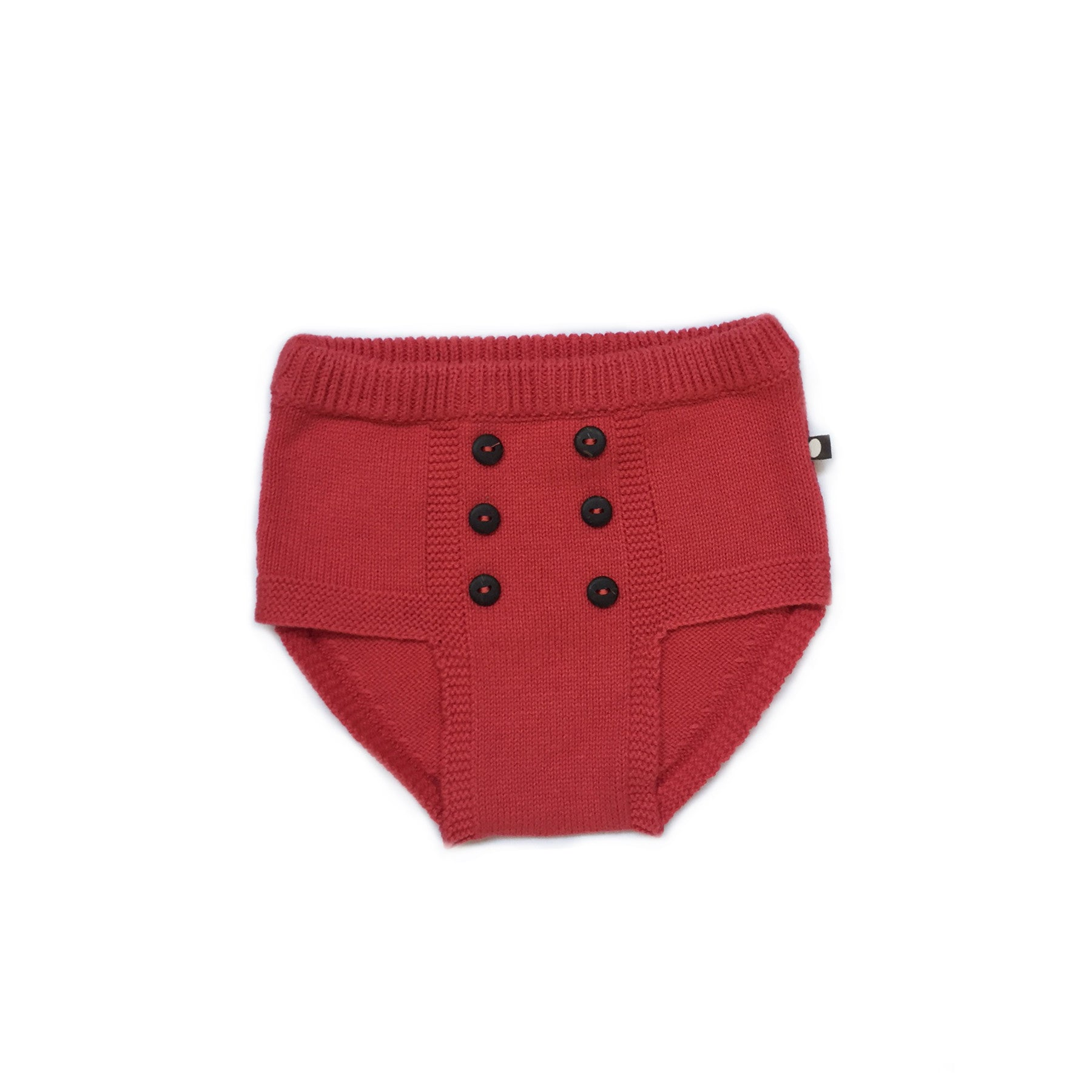 Oeuf Red Retro Diaper Cover - Ladida