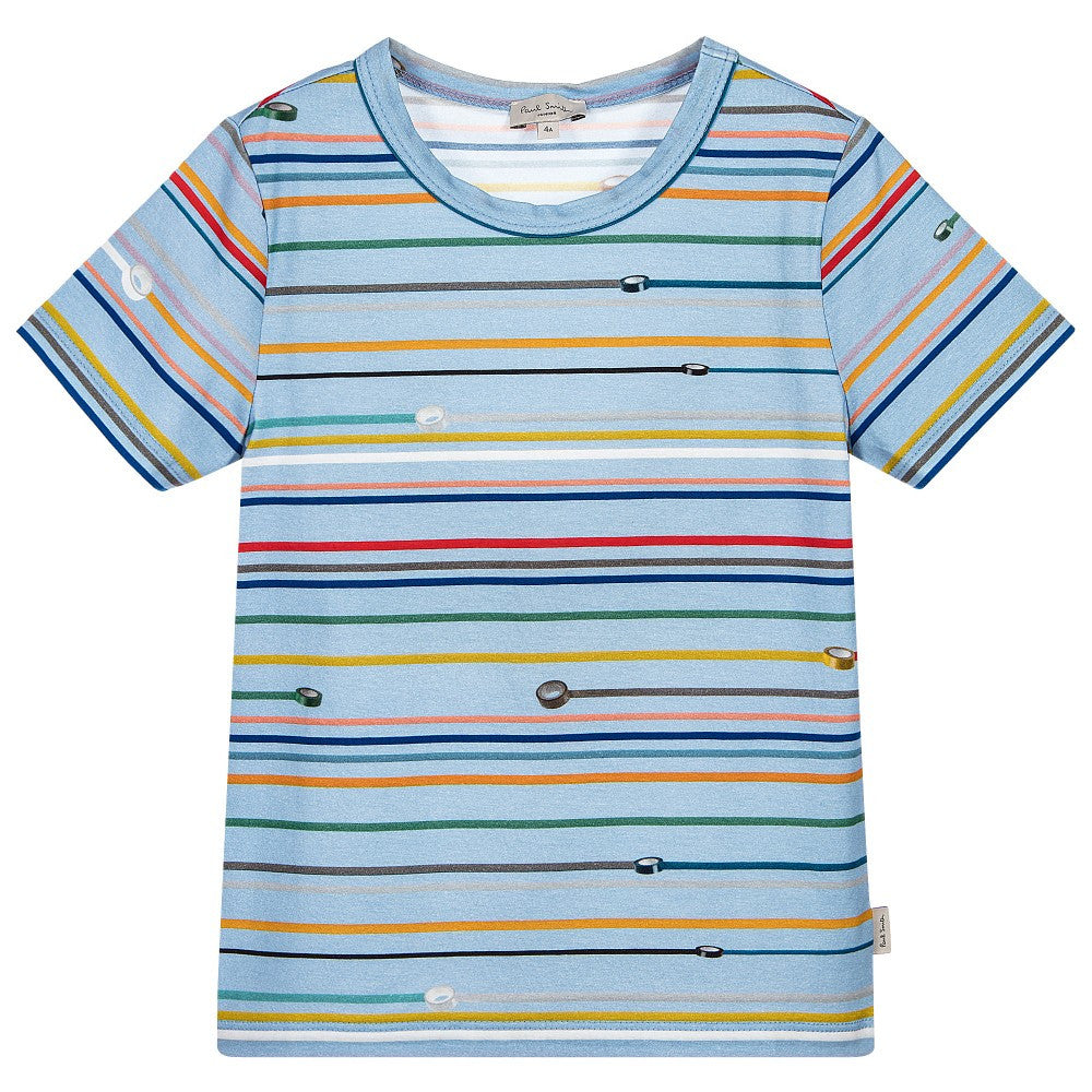 Paul Smith Modern Stripe Tee - Ladida