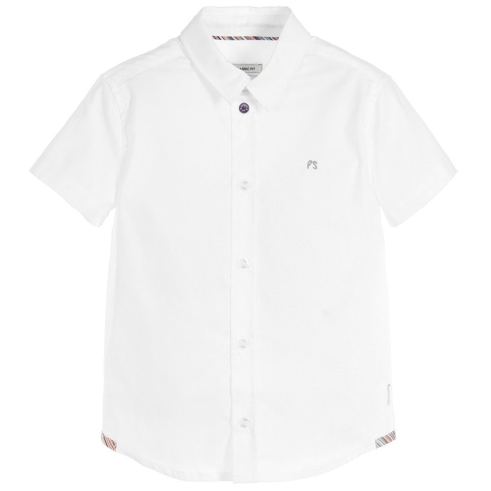 Paul Smith Classic White Oxfor - Ladida