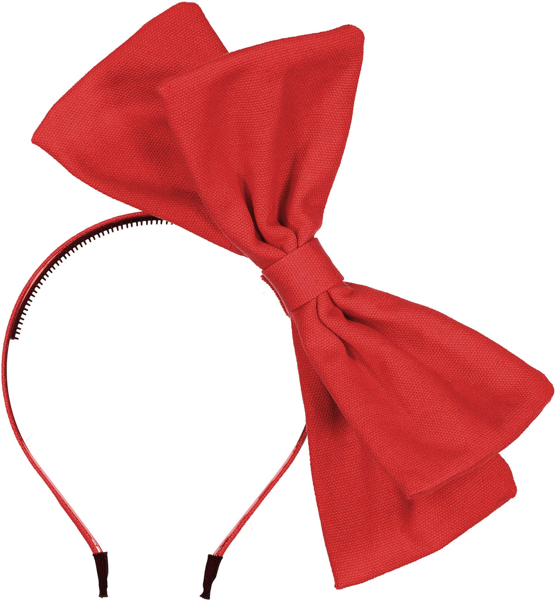 Knot Hairbands Red Butterfly Headband - Ladida