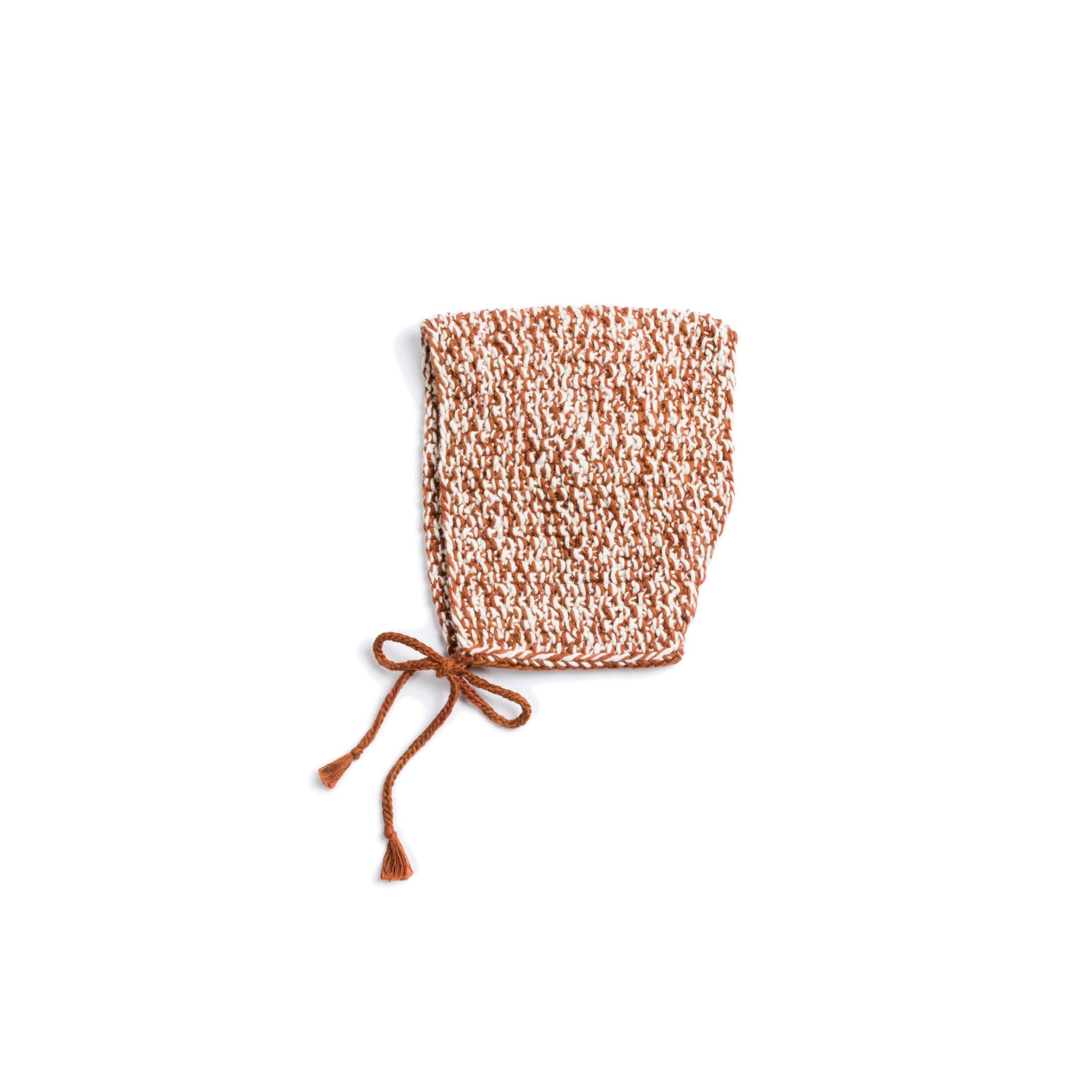 Misha & Puff Natural/Terracotta Sea Breeze Bonnet - Ladida