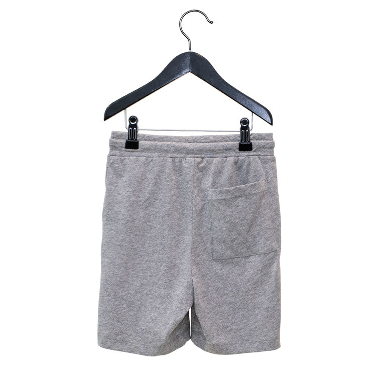 Civiliants Grey Melange Shorts