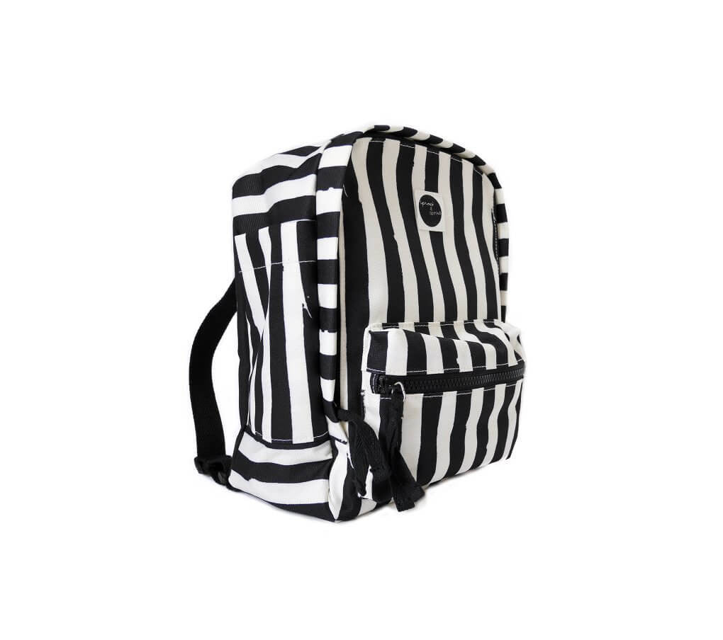 Sproet & Sprout Rock Stripe Backpack