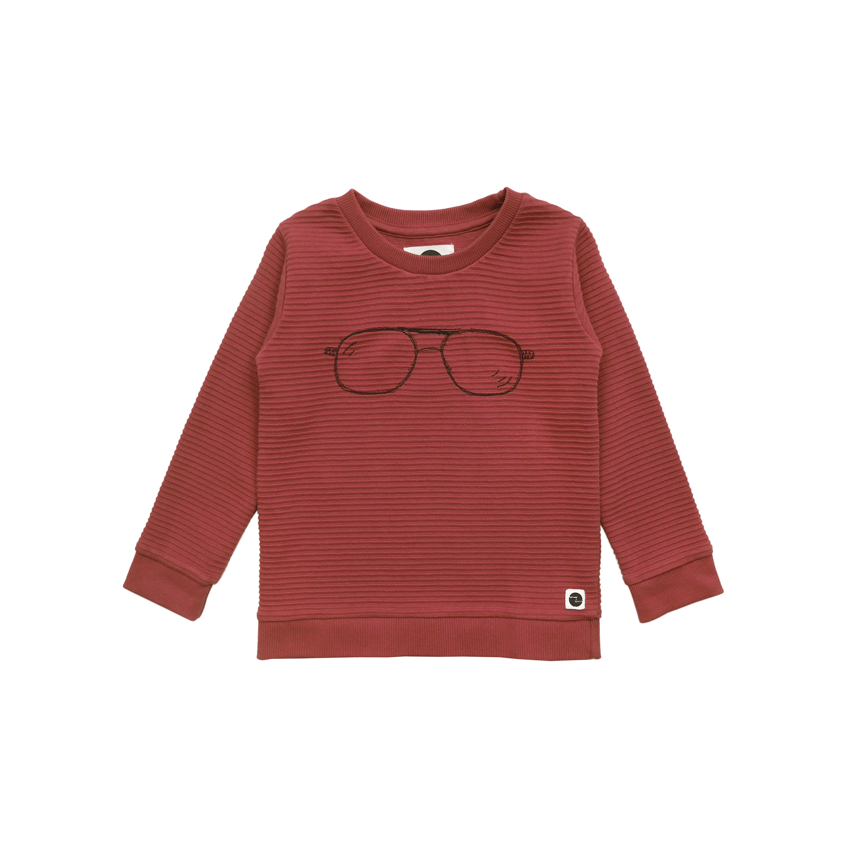 9cc689b4cc Sproet and Sprout Glasses Sweater