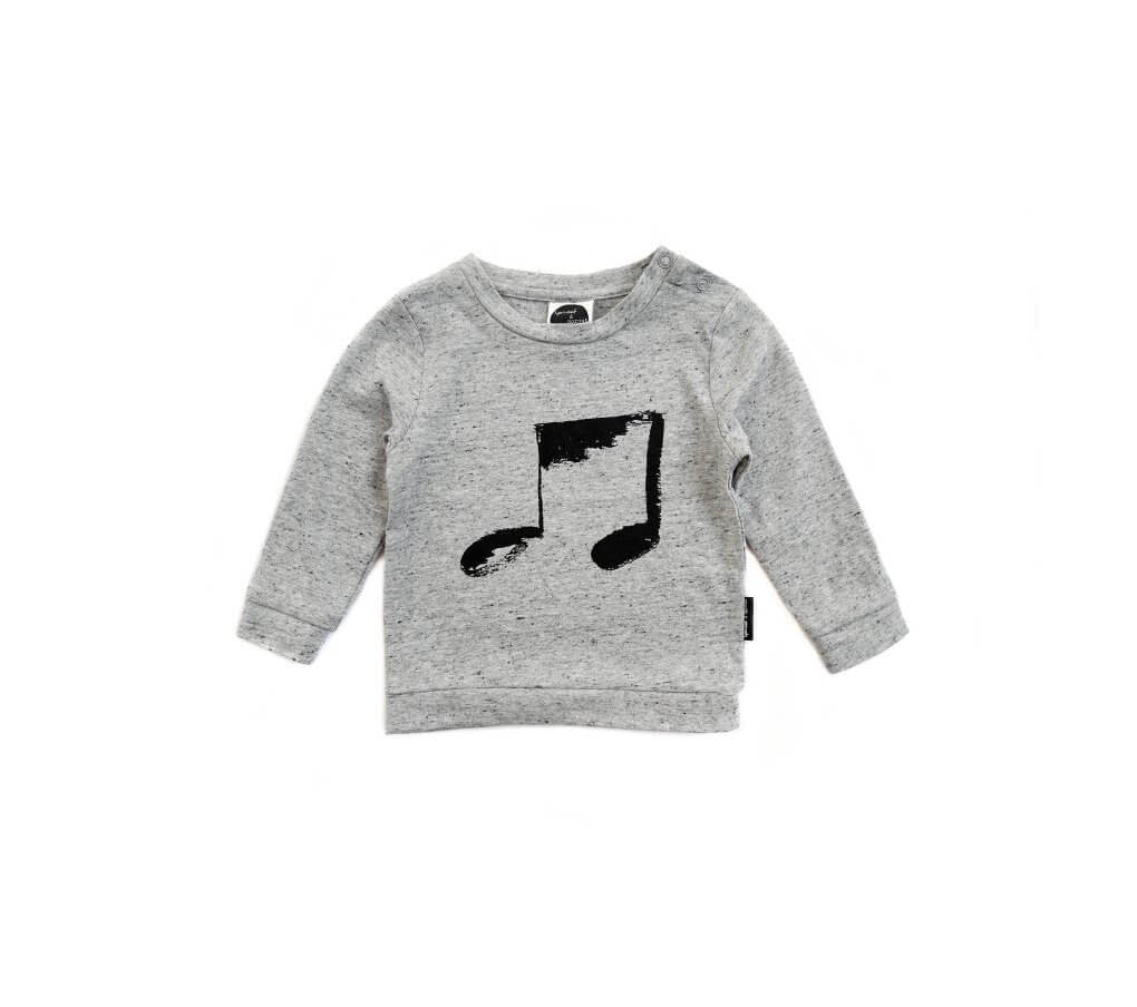 Sproet & Sprout Music Note T-shirt - Ladida