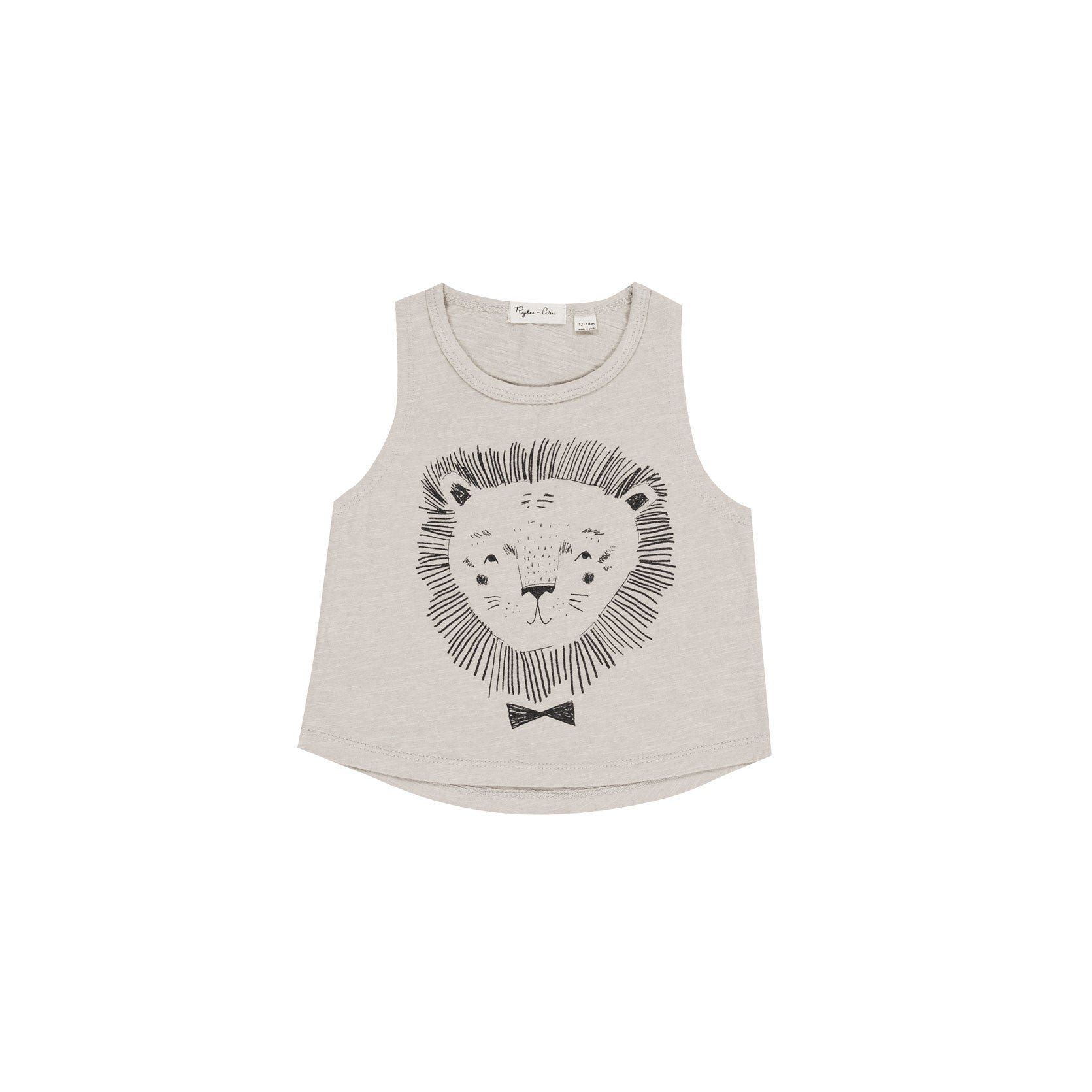 Rylee and Cru Lion Tank - Ladida