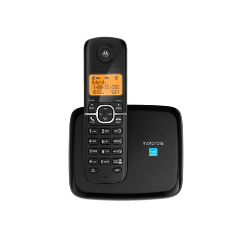 Motorola L601M DECT 6.0 Cordless Phone with ATA Adapter Included