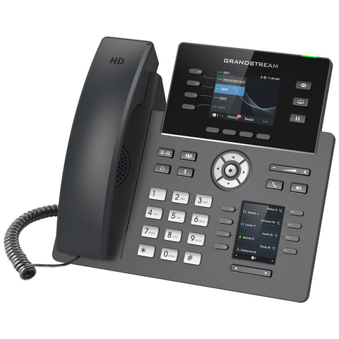Grandstream GRP-2614 4-Line Wired+WiFi+Bluetooth Phone