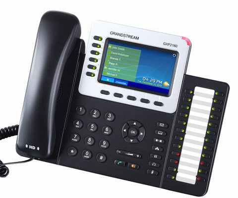 Grandstream GXP-2160 - 6 Line Wired Only Phone