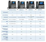 Grandstream GRP-2612P 4-Line Wired Phone