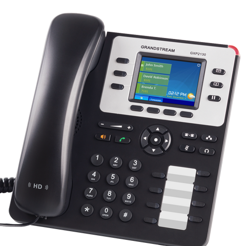 Grandstream GXP-2130 3-Line Wired Phone