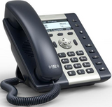 Helix Telecom HTA20W 2-Line Wired+WiFi Desktop Phone