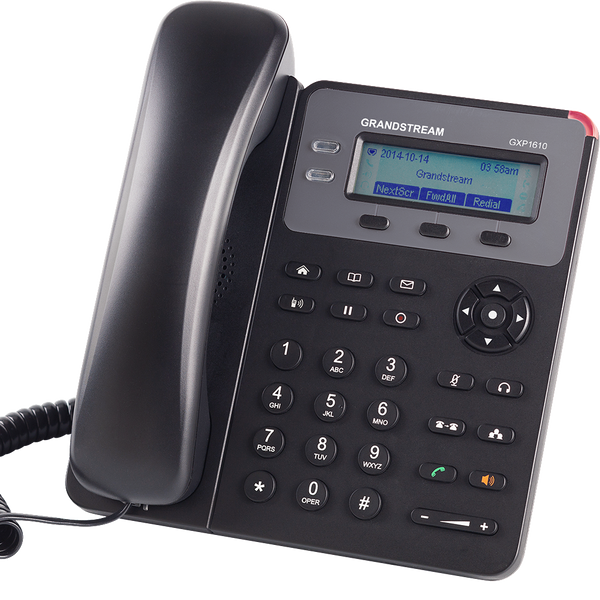 Grandstream Gxp 1615 2 Line Poe Wired Phone Helix