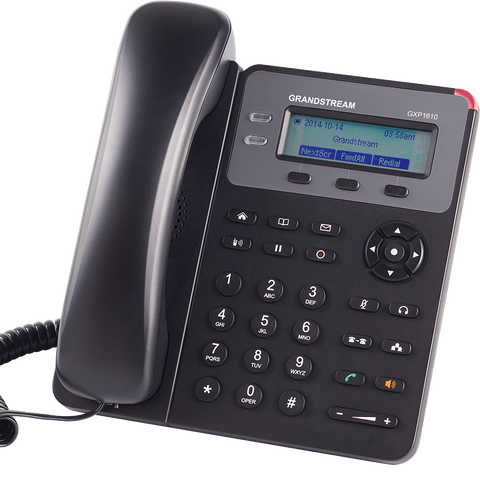 Grandstream GXP-1615 2-Line POE Wired Phone