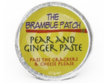 Bramble Patch Pear and Ginger Paste