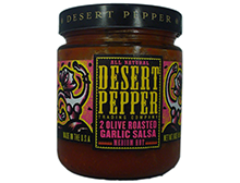 Desert Pepper Two Olive & Roasted Garlic Dip