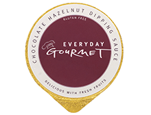 Everyday Gourmet Chocolate Hazelnut Dipping Sauce