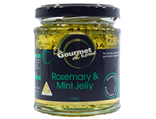 Gourmet at Home Rosemary & Mint Jelly