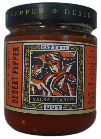 Hot Salsa Diablo