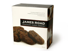 James Road Chocolate Fudge Biscuits