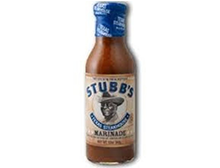 Stubbs Texas Steakhouse Marinade