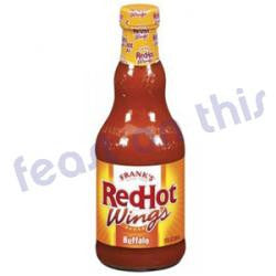Red Hot Buffalo Wing Sauce