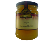Maxwells Treats Lemon Butter