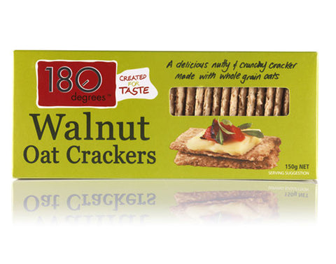 Crackers - Walnut Oat